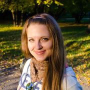 Анастасия Ворошина